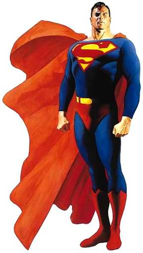 55Superman-Alex Ross