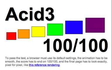 Acid3 Reference