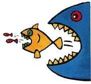 Big Fish Li7Ttle Fish 2
