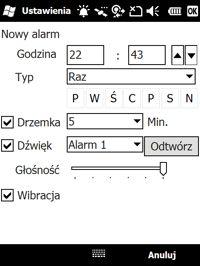 M20Alarmbudzik6S