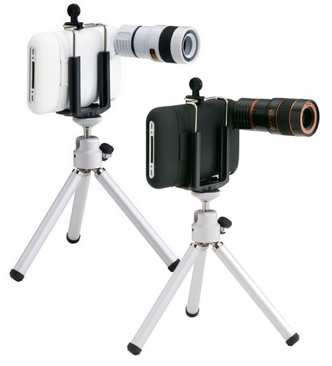 Princeton-Pip-Ck1-8X-Optical-Zoom-Lens-For-Iphone-3G-3Gs
